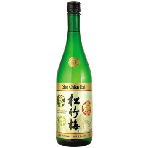 Takara Sake Sho Chiku Bai Classic Junmai | De Wine Spot - Curated Whiskey, Small-Batch Wines and Sakes