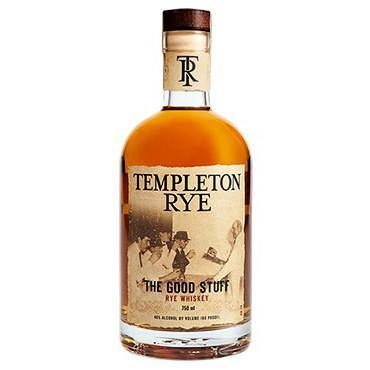 Templeton 4 Years Rye Whiskey | De Wine Spot - Curated Whiskey, Small-Batch Wines and Sakes