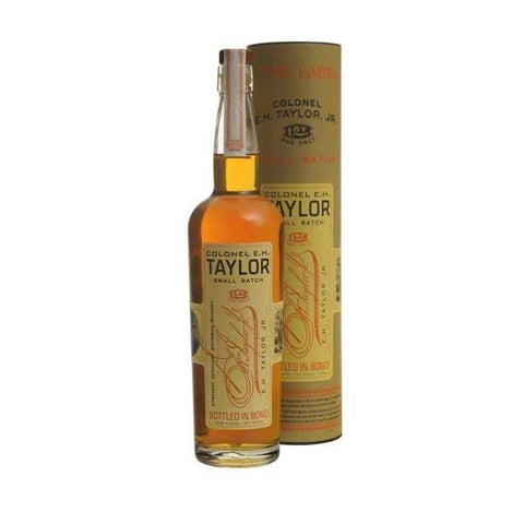 The Colonel E.H. Taylor Small Batch Bourbon Whiskey | De Wine Spot - Curated Whiskey, Small-Batch Wines and Sakes