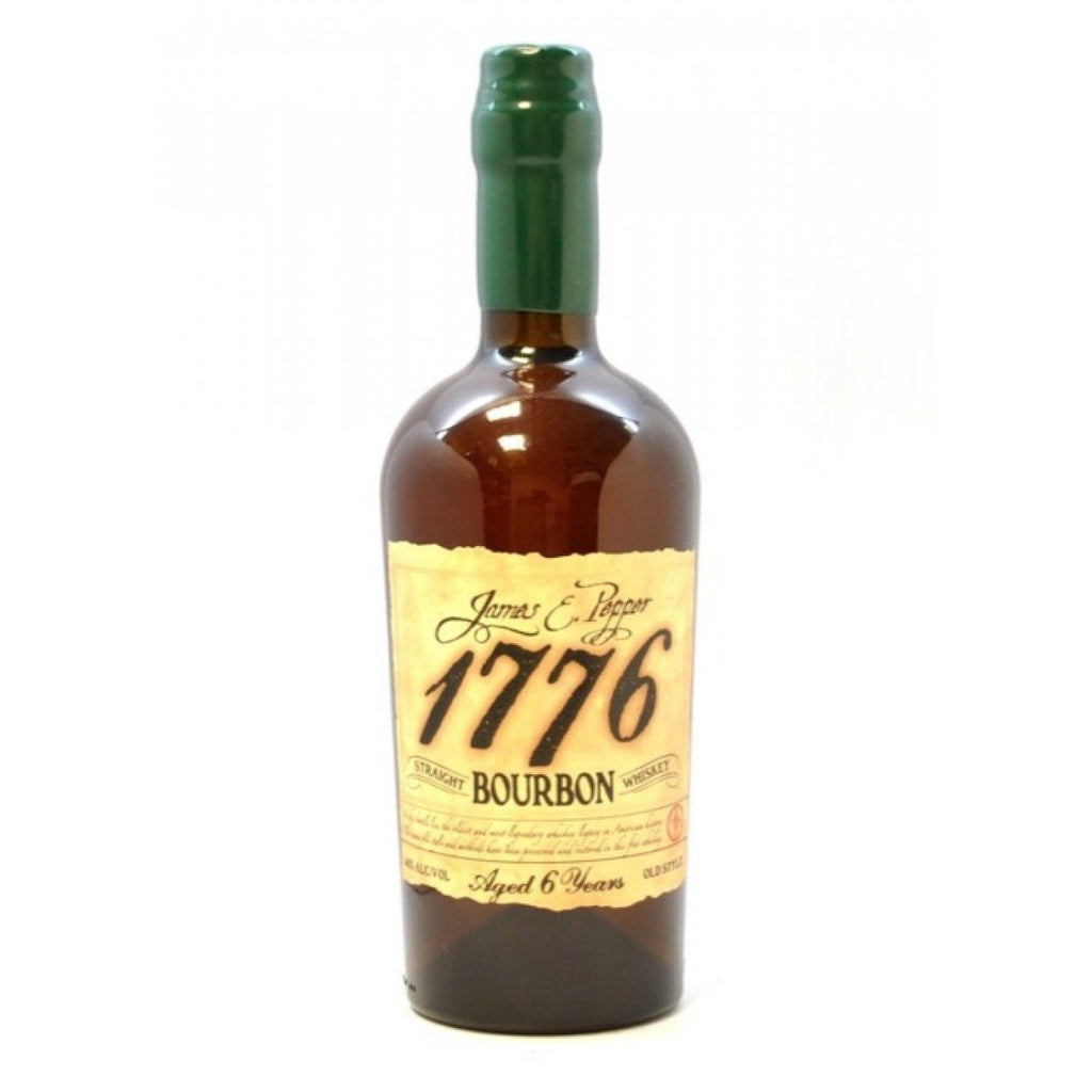 James E. Pepper 6 year 1776 Bourbon - De Wine Spot | Curated Whiskey, Small-Batch Wines and Sakes
