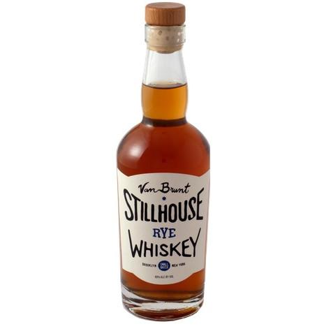 Van Brunt Stillhouse Rye Whiskey - De Wine Spot | Curated Whiskey, Small-Batch Wines and Sakes