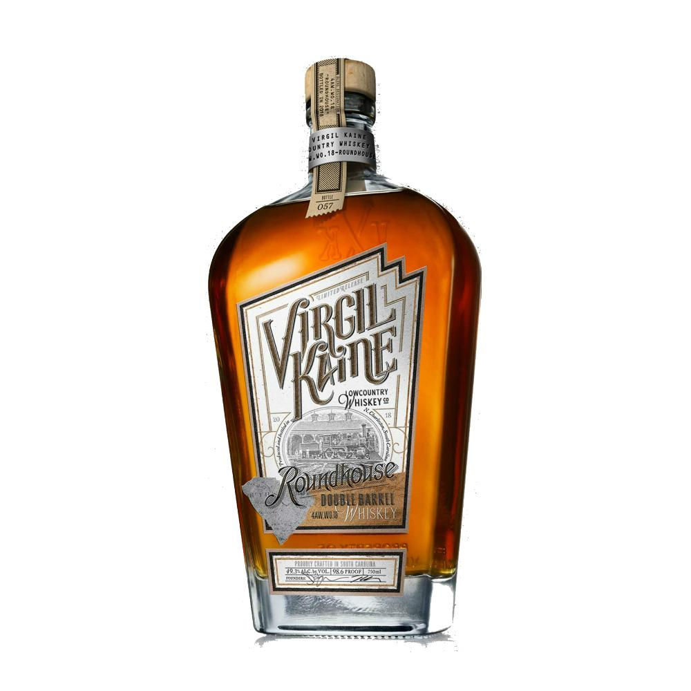 Virgil Kaine Limited Edition Roundhouse Double Barrel Whiskey