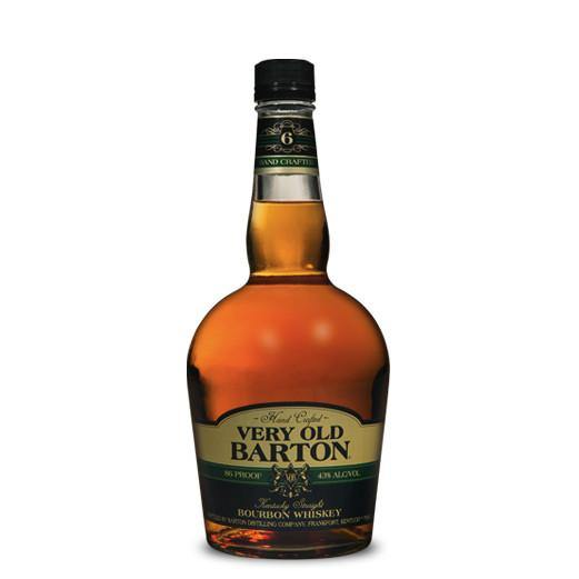 Very Old Barton Kentucky Straight Bourbon Whiskey | De Wine Spot - Curated Whiskey, Small-Batch Wines and Sakes