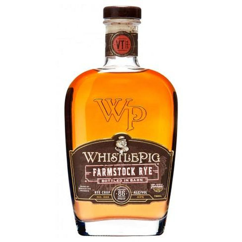 Whistlepig Farmstock Rye Whiskey No 003 - De Wine Spot | Curated Whiskey, Small-Batch Wines and Sakes