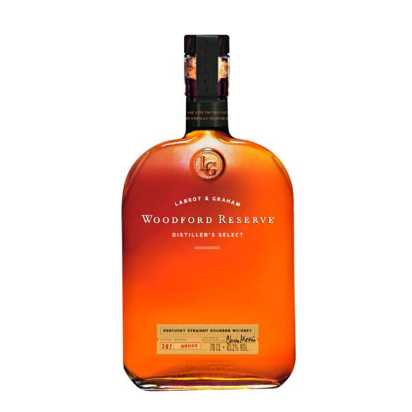 Woodford Reserve Kentucky Bourbon Whiskey - De Wine Spot | Curated Whiskey, Small-Batch Wines and Sakes