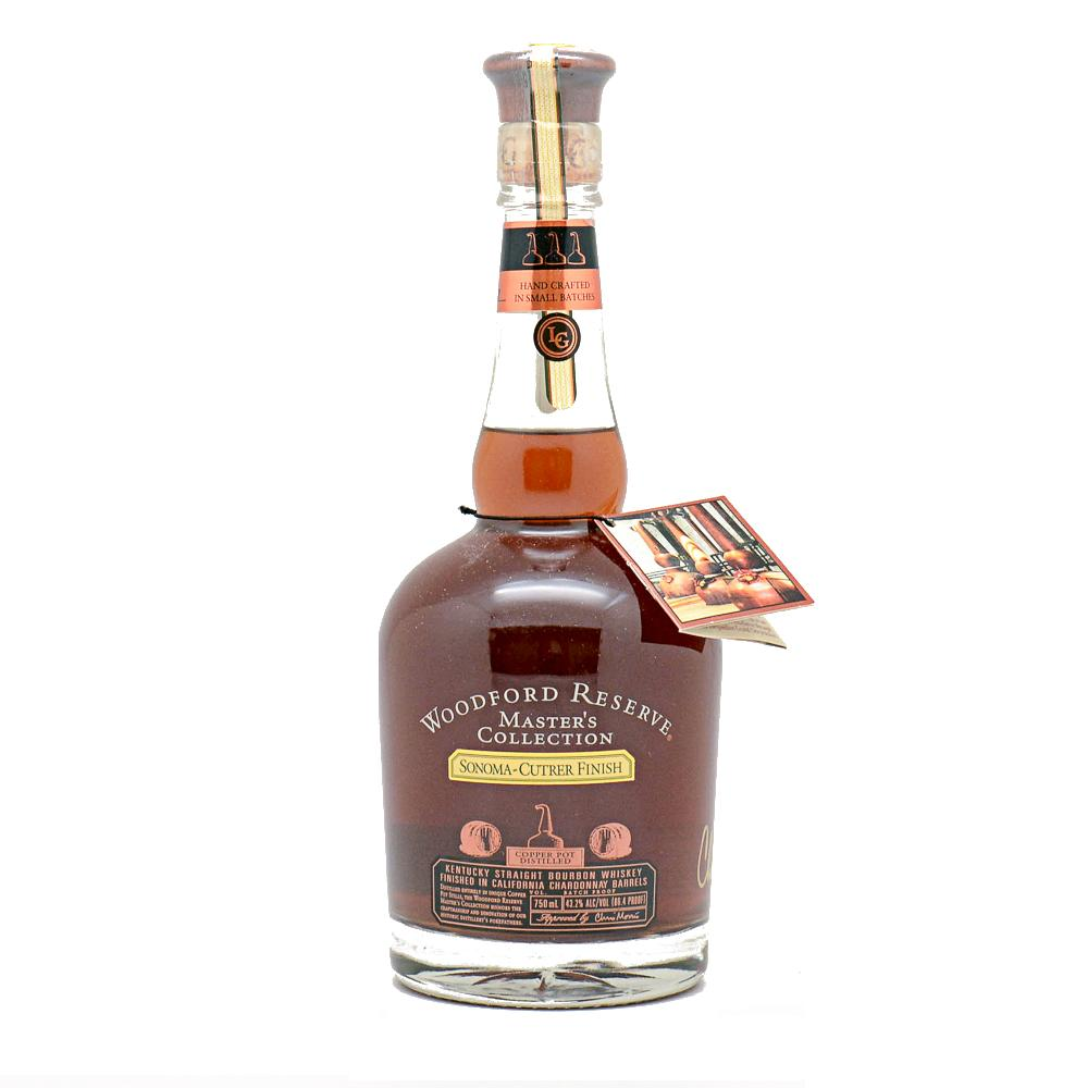 Woodford Reserve Master's Collection No. 03 Sonoma-Cutrer Chardonnay Finish Kentucky Straight Bourbon - De Wine Spot | Curated Whiskey, Small-Batch Wines and Sakes