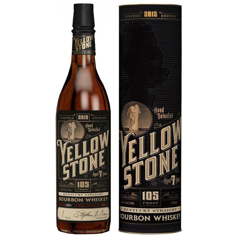 Yellowstone 101 Aged 7 Years Limited Edition Kentucky Straight Bourbon Whiskey