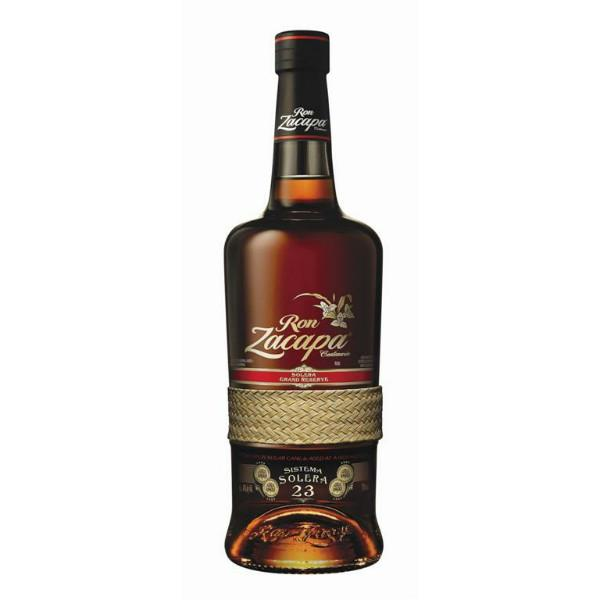 Ron Zacapa Centenario 23 Year Old - De Wine Spot | Curated Whiskey, Small-Batch Wines and Sakes