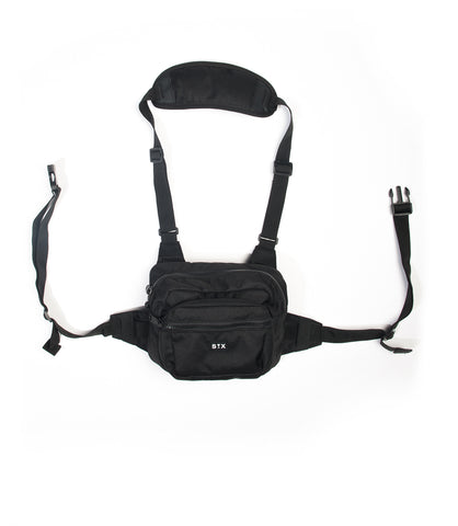 Multi Purpose Chest Bag Black