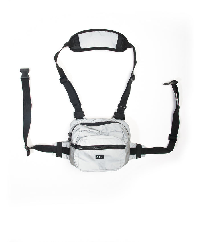 reflective chest bag