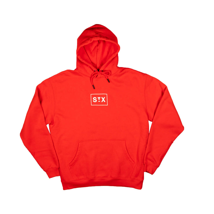 Box Logo Hooded Fleece