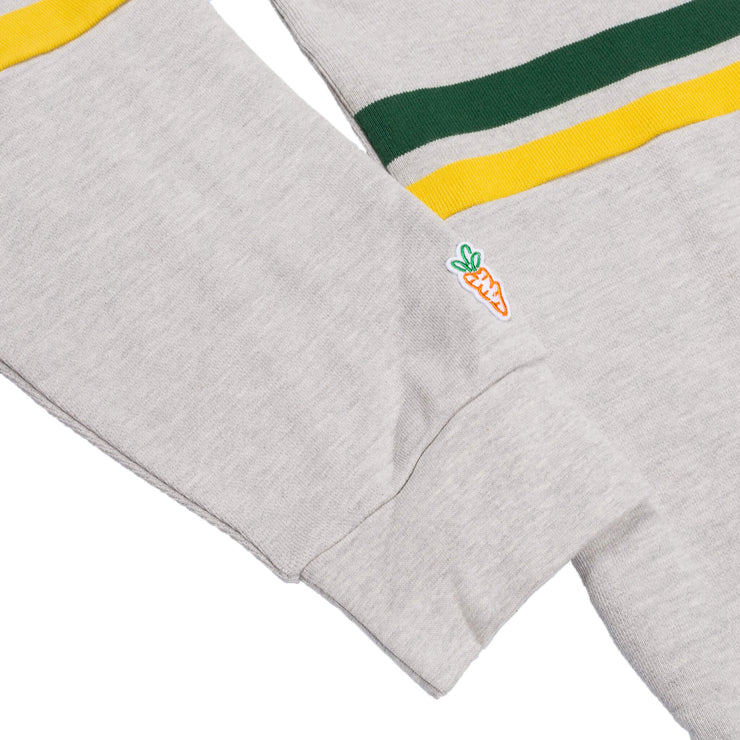 Carrots Wordmark Striped Rugby