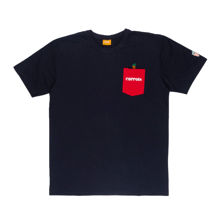 Carrots Servadio Pocket Tee