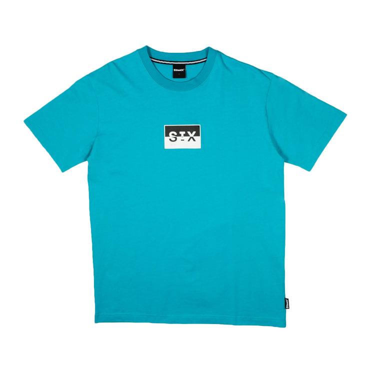 Hi-D Split Box Logo Tee