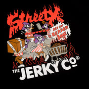 jerky co tee and jerky bundle