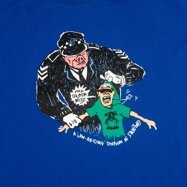 pcb police tee