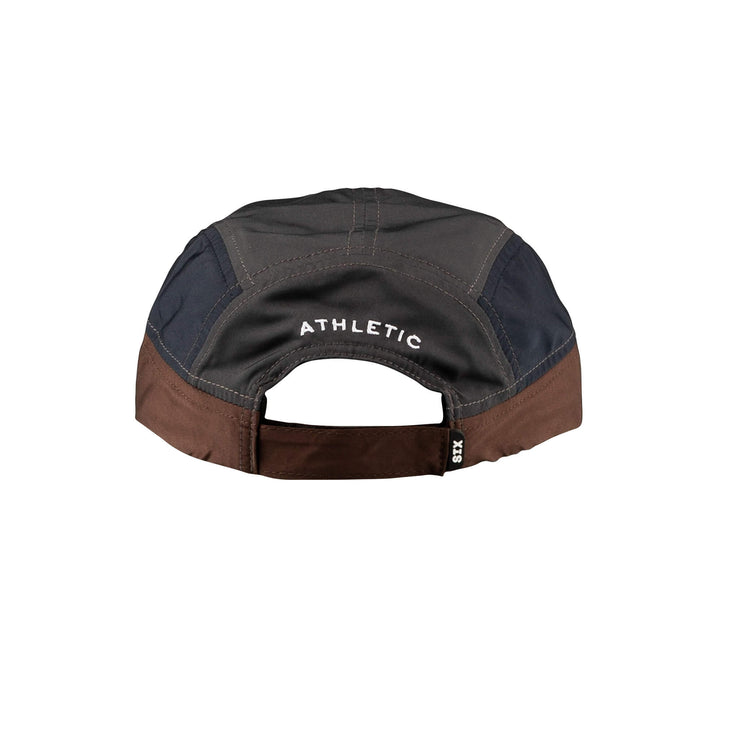 patchwork panel cap