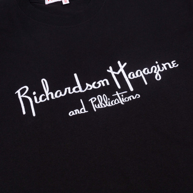 richardson magazine tee
