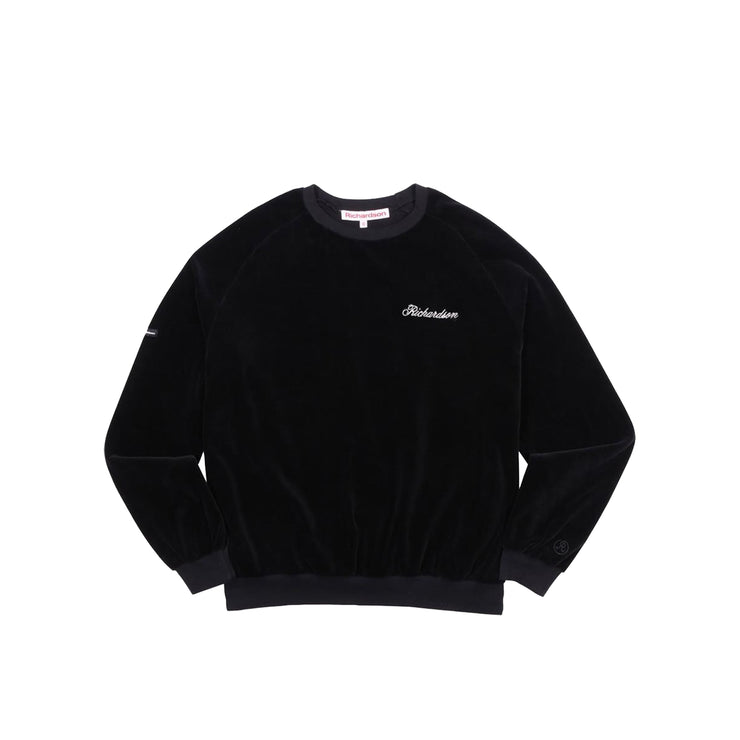 richardson velour crewneck