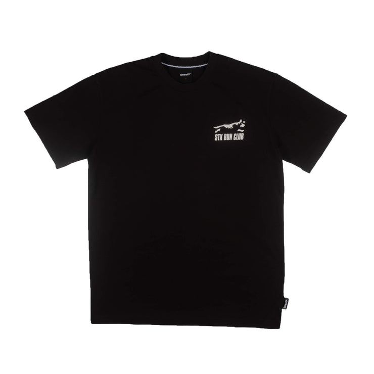 Run Club Back & Front Tee