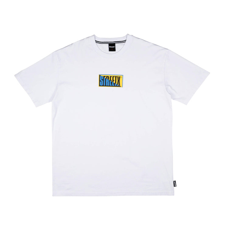 Sliced Box Logo Tee