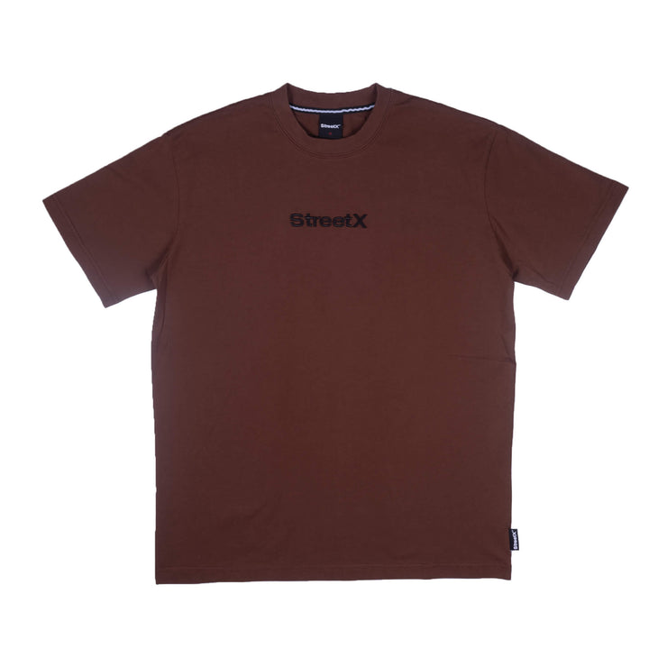 Wordmark Embroidery Tee