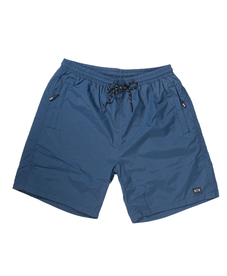 Nylon badge short