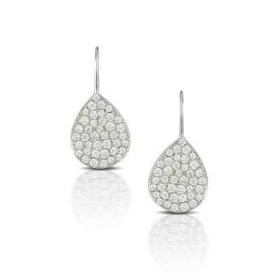 Diamond Pave Earrings