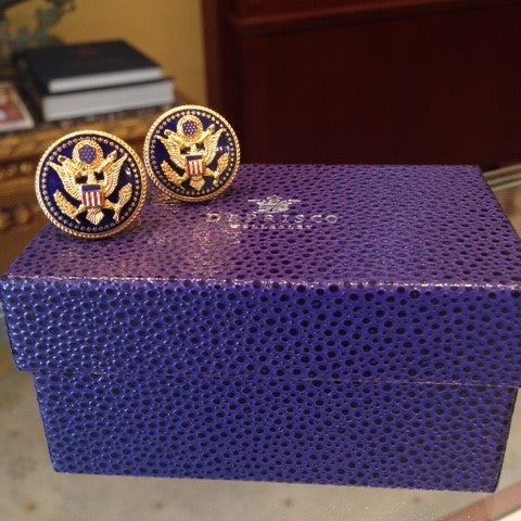 Presidential Cufflinks