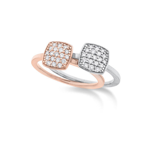 KC Designs Pave Rings