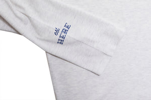 Long Sleeve T-shirt - Light Grey