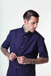 Short Sleeve Shirt - Navy