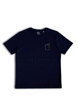 T Shirt - Gymnastics - Navy