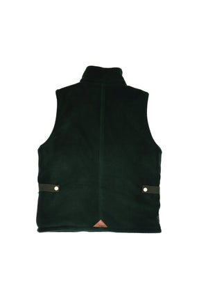 Pile Body Warmer - Olive