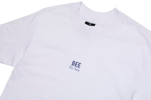 BEE Short Sleeve T-Shirt - White