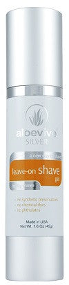 Aloevive®SILVER Healthy Women Leave-on Shave Gel