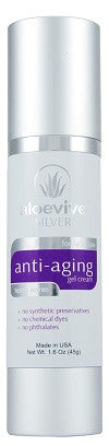 Aloevive®SILVER Healthy Women Anti Aging Gel
