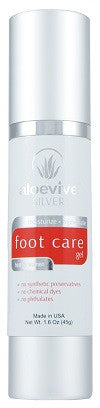 Aloevive®SILVER Healthy Women Foot Care Gel