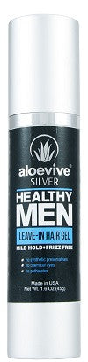 Aloevive®SILVER Healthy Men Leave-in Hair Gel