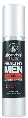 Aloevive®SILVER Healthy Men Foot Care Gel