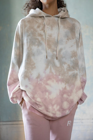 OVERSIZED SWEATSHIRT Rose