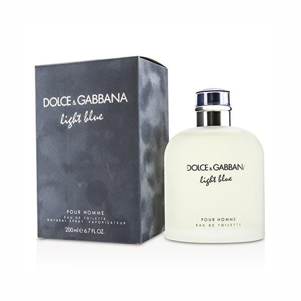 Profumo Uomo Light Blue Dolce & Gabbana EDT (200 ml)