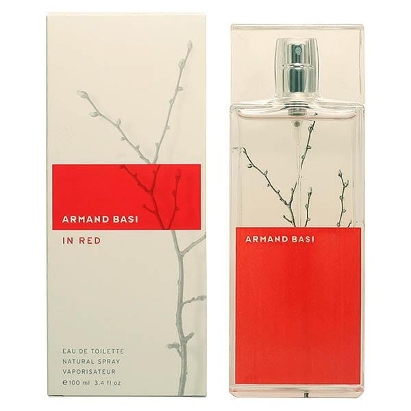 Profumo Donna In Red Armand Basi EDT