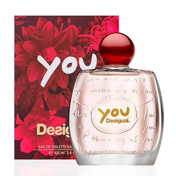 Profumo Donna You Woman Desigual EDT