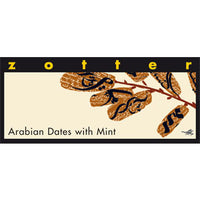Hand-scooped Arabian Dates with Mint