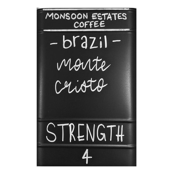 Brazil Monte Cristo - Monsoon Estates Coffee - 250g