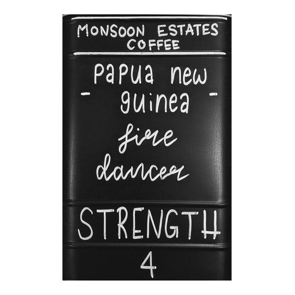Papua New Guinea - Fire Dancer - Monsoon Estates Coffee - 250g