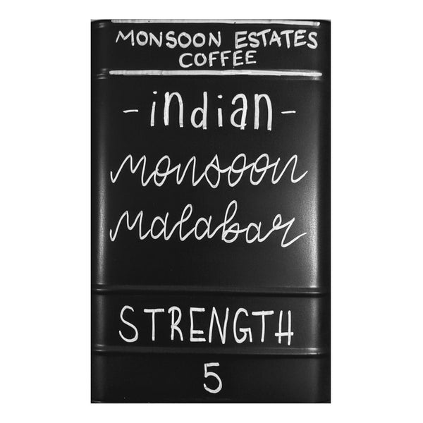 Monsoon Malabar - Monsoon Estates Coffee - 250g