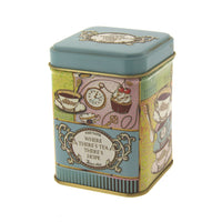 50g 'Where There's Tea There's Hope' tin - Embossed