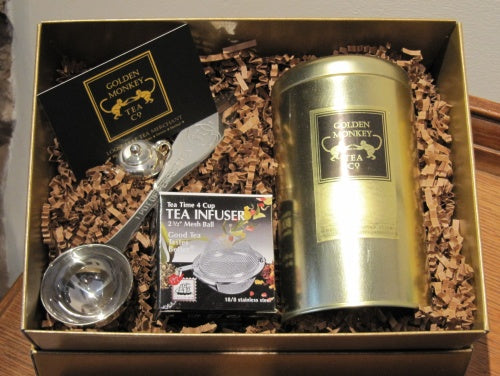 Gift Box With 100g Tin